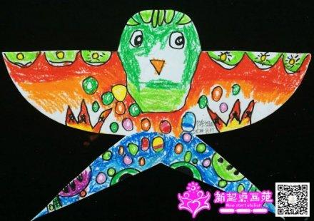 海底世界-儿童画初级班2014年8