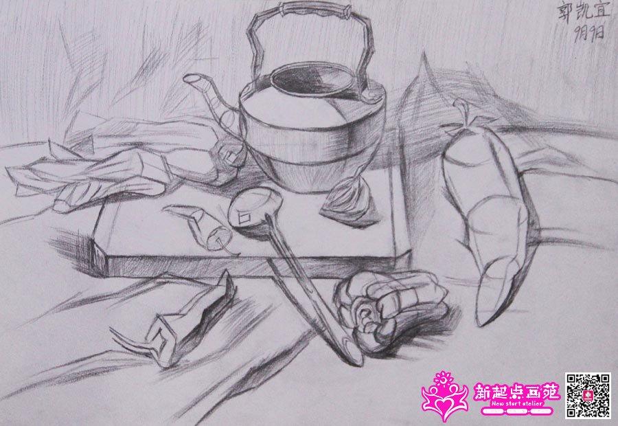 郭凯宜(画)