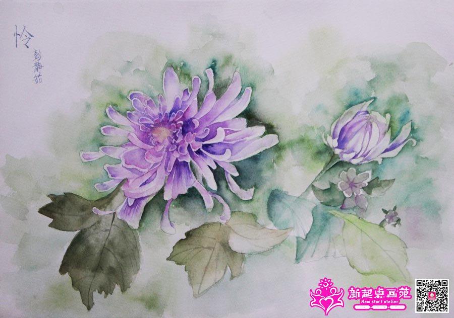 彭静茹(画)