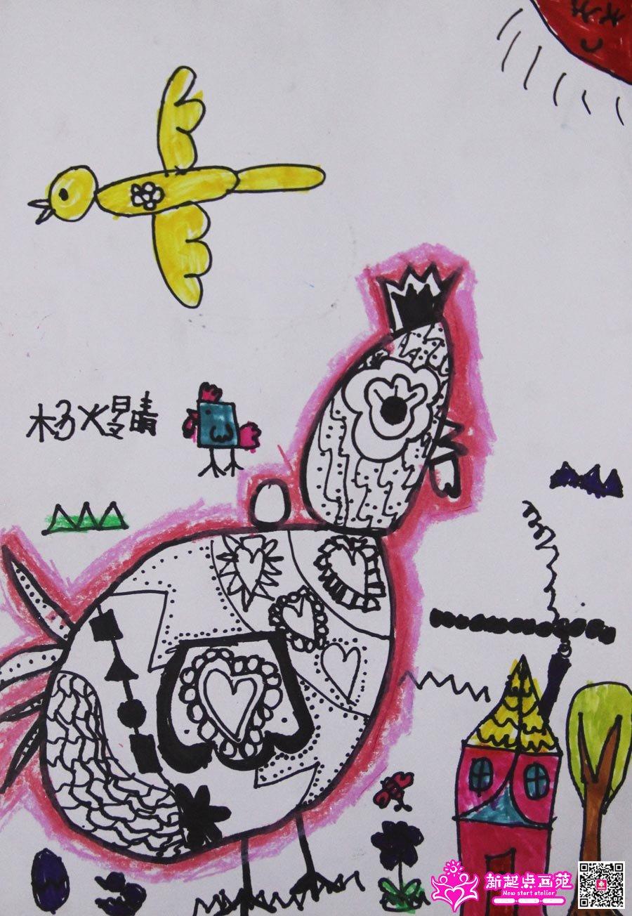 杨煜晴(画)