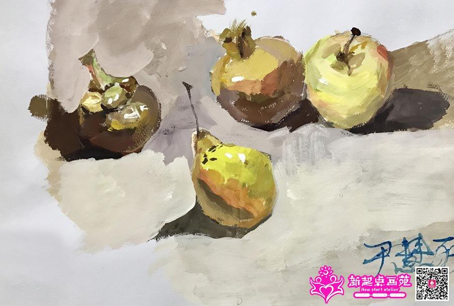 尹慧丽(画)