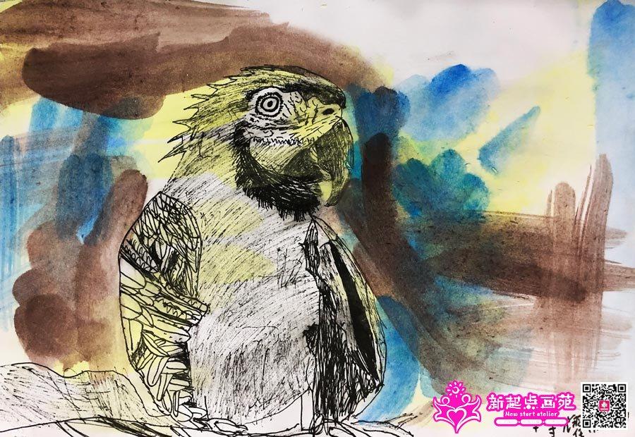 谭博耀(画)