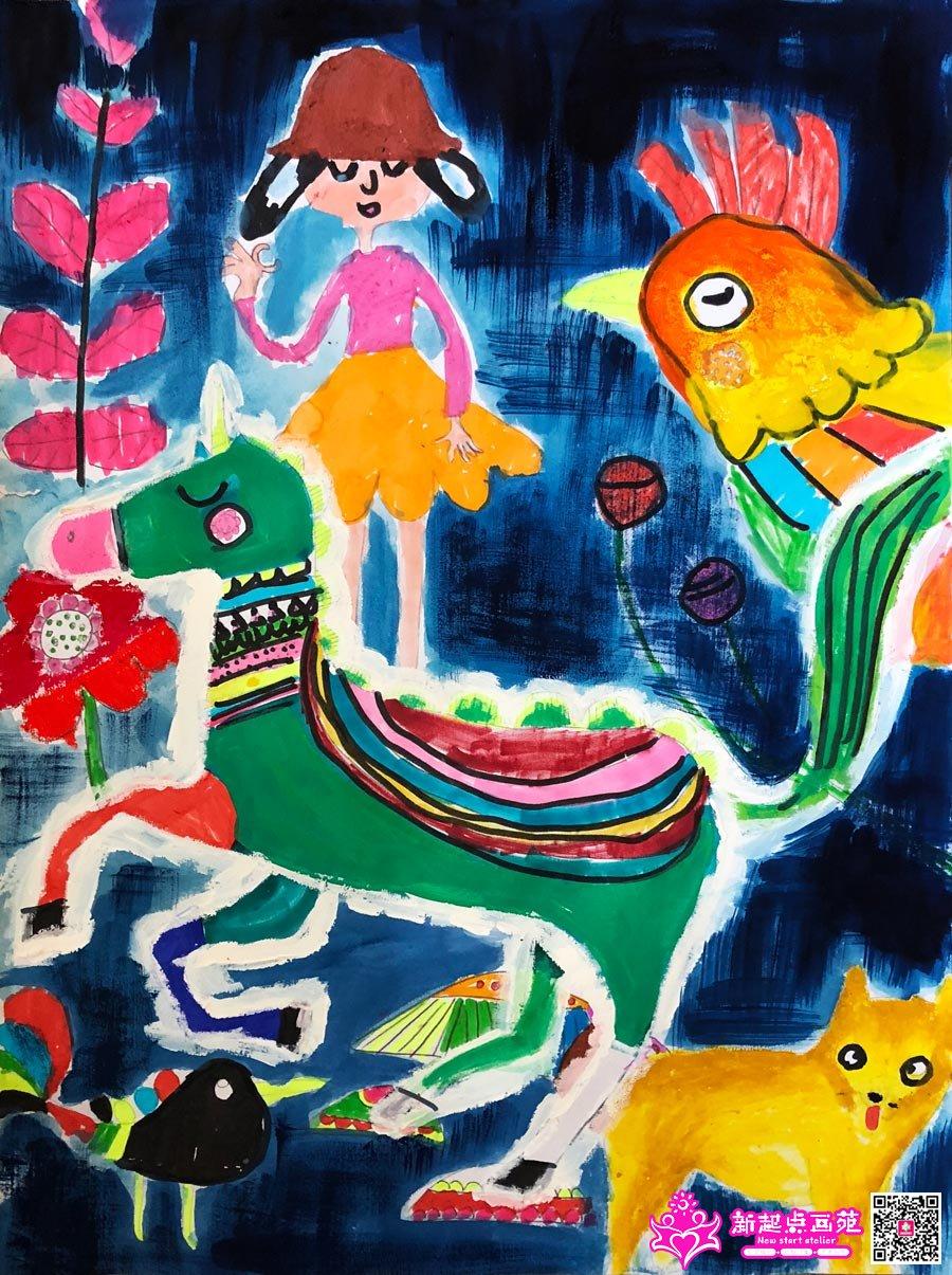 彭颂(画)